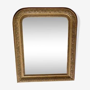 Miroir de cheminée  59x48cm