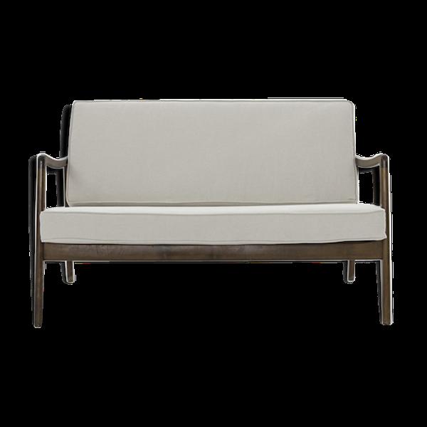 Sofa en teck