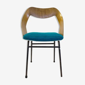 Chaise Plywood, 50's