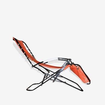 Chaise longue pliante Revelax