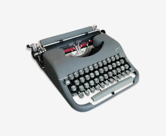 Japy typewriter for decoration