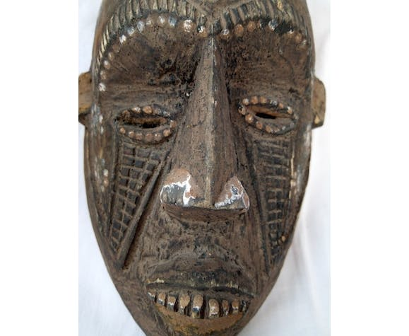 Masque Africain ancien