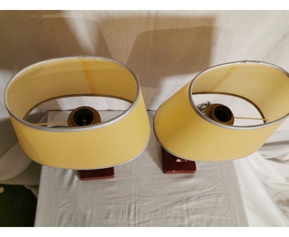 Paire de lampes Drimmer