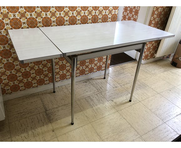 Vintage Formica Kitchen Table Selency