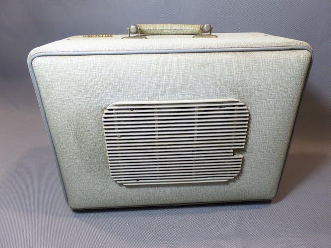 Electrophone vintage melovox-ampli à lampe