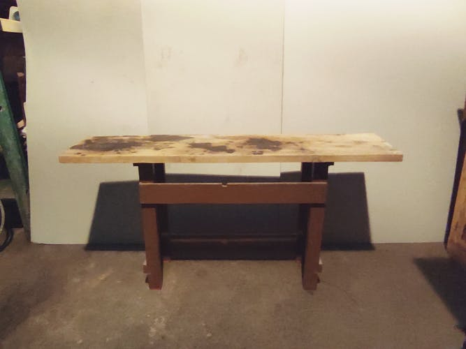 Workbench for children