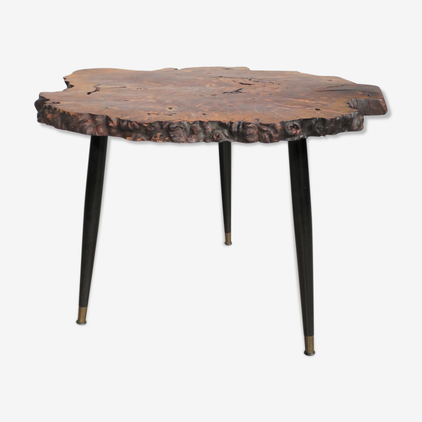 Table basse création Atelier 1954