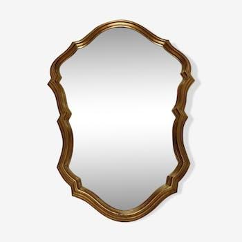 Miroir ancien 62x40cm