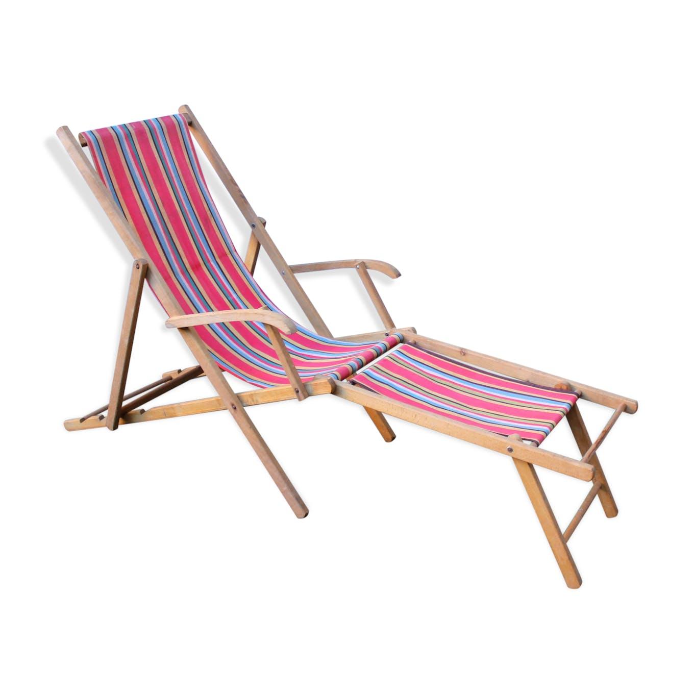 Chaise longue jardin ancienne meilleures id es pour la conception et l 39 ameublement du jardin - Chaise longue ancienne bois ...