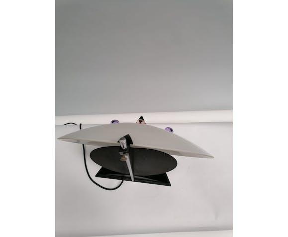 Lampe de table en verre de Murano