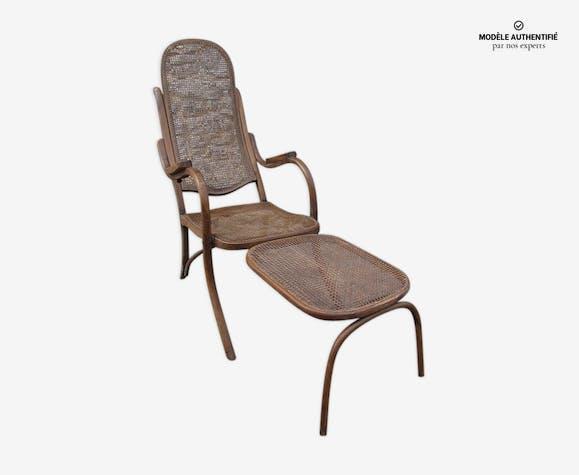 Chaise longue de jardin , 1900