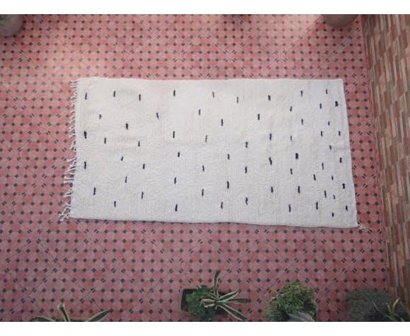 Beni ourain carpet 255 x 138 cm