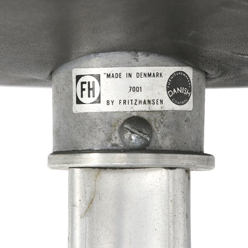 Swan Chair de Arne Jacobsen pour Fritz Hansen