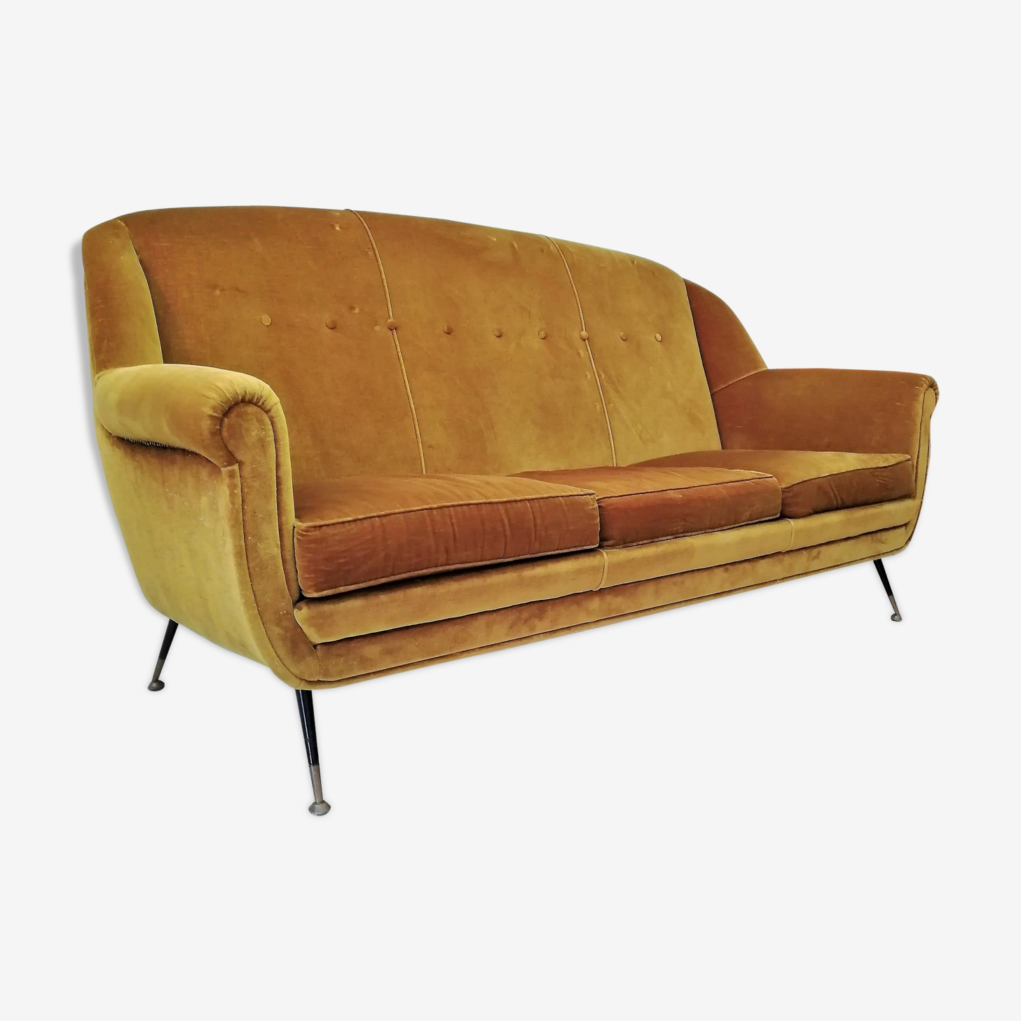Italian sofa years 50