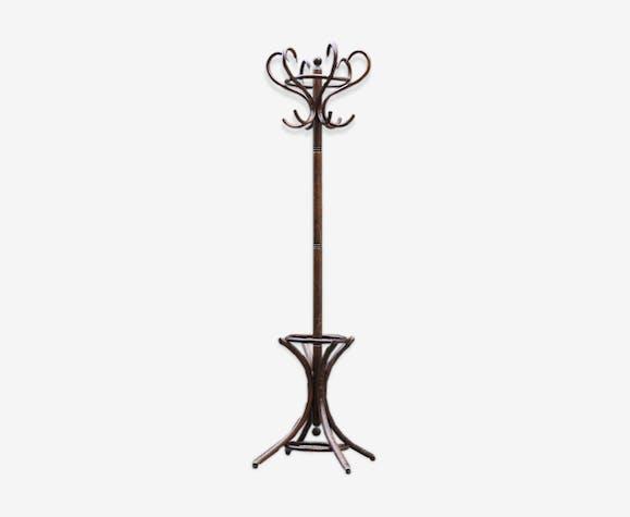 perroquet porte manteau bois courb ann es 1950 bois. Black Bedroom Furniture Sets. Home Design Ideas
