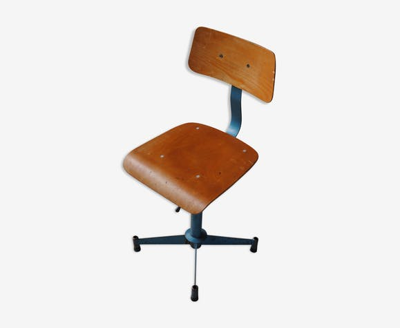 Chaise Atelier Industrielle