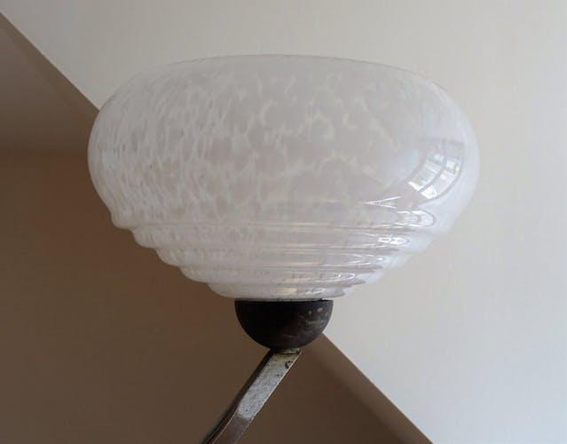 Clichy glass chandelier