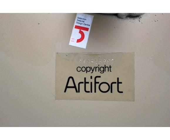 Fauteuils F585 par Geoffrey Harcourt pour Artifort