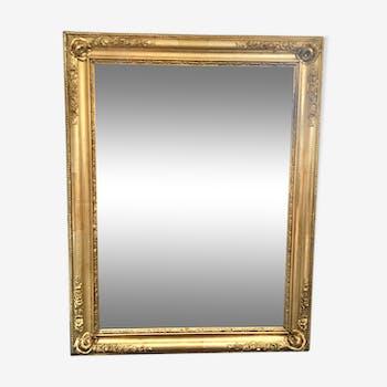 Mirror Napoleon III Louis XVI style