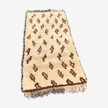 Carpet beni ourain 177x80cm