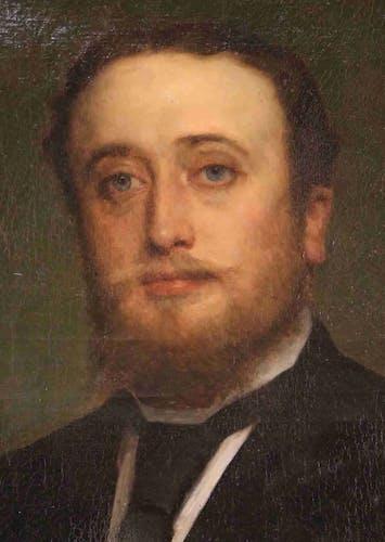 Portrait De Winne