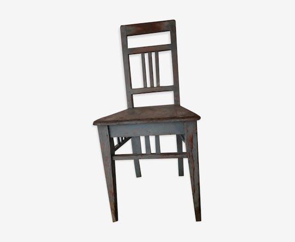 chaise sudoise bois xixme - Chaise Suedoise