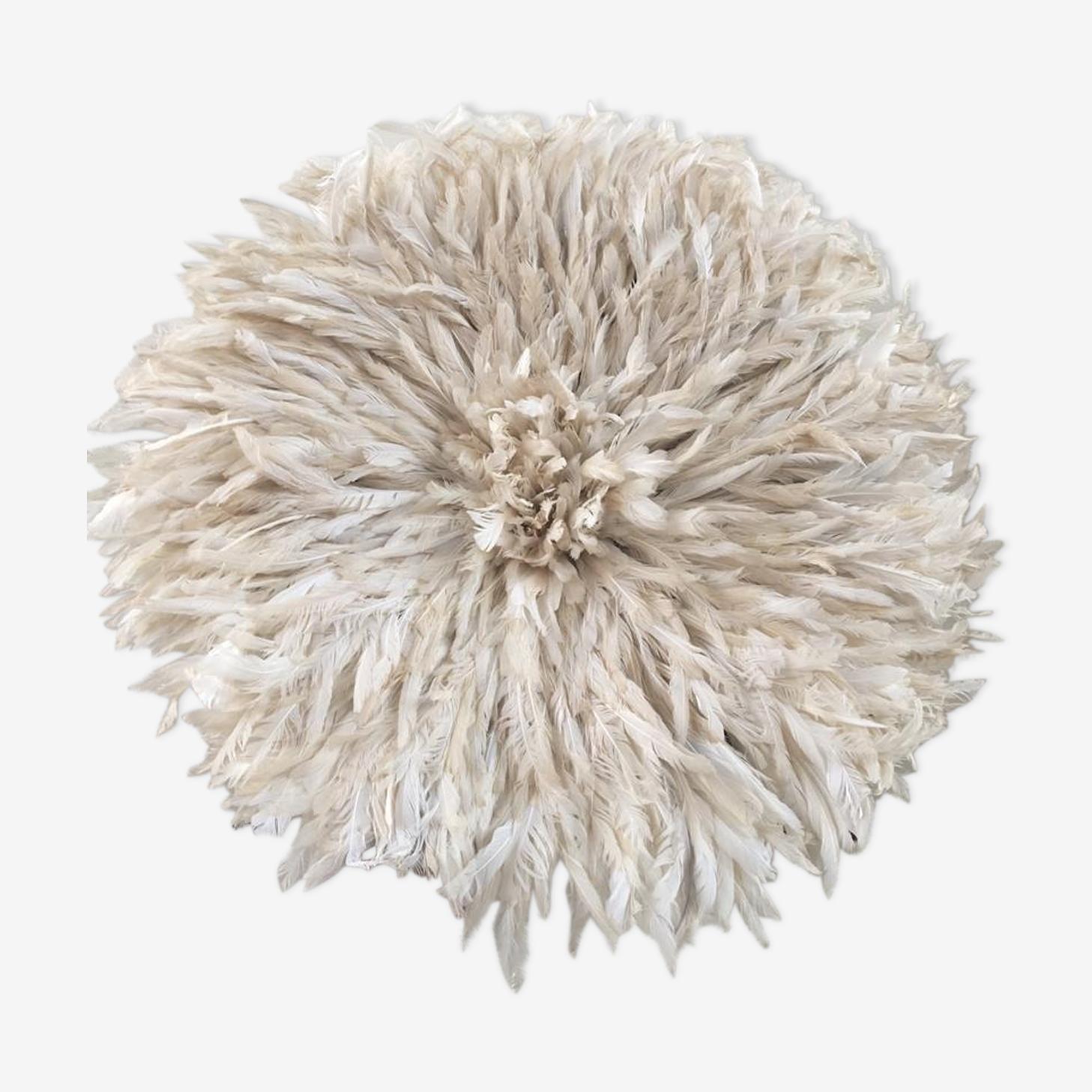 Juju hat blanc pure de 60 cm