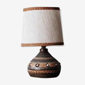 Lampe céramique Georges Pelletier