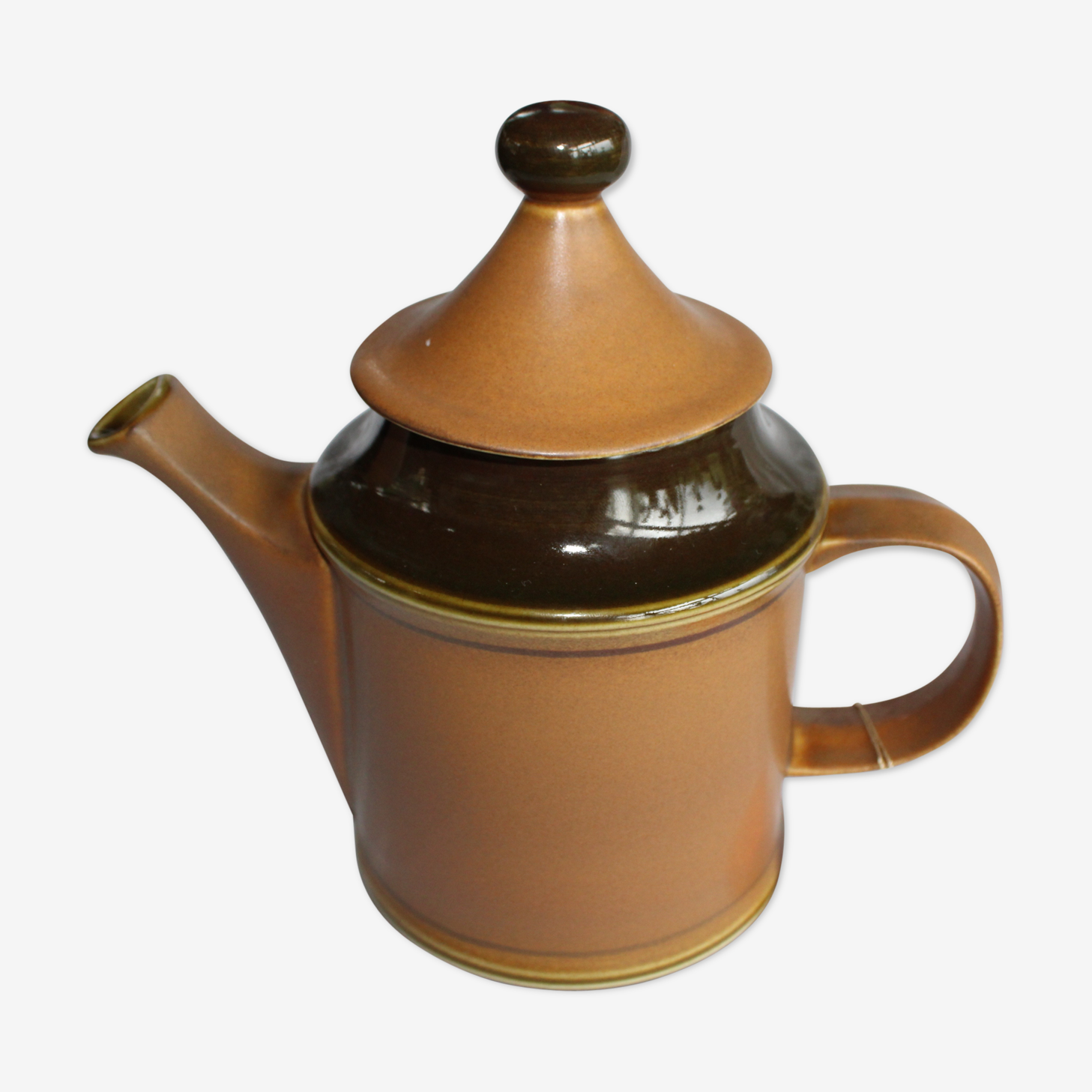 Coffee pot Goebel country Brittany Bavaria w. Germany vintage