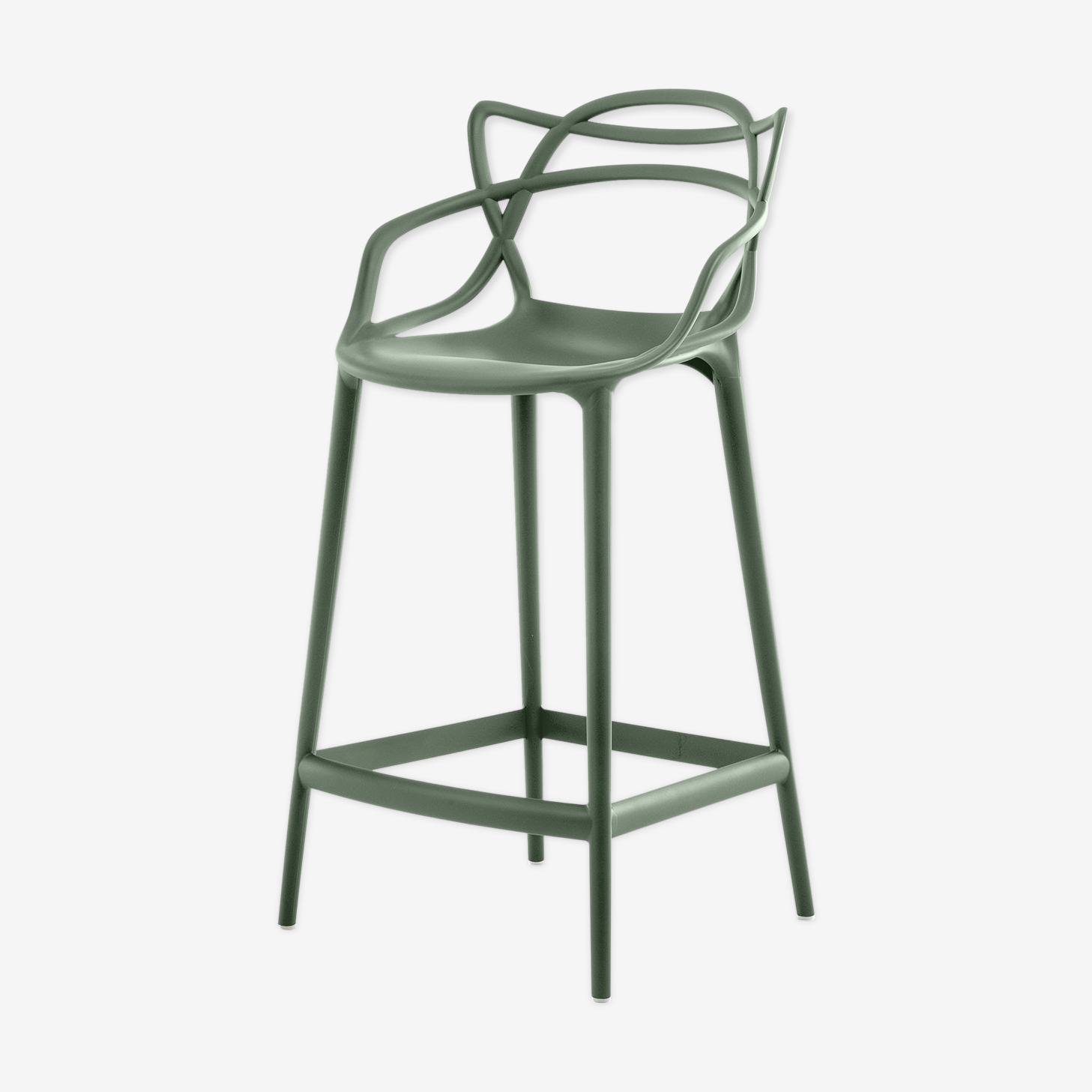 Chaise Masters Par Philippe Starck Eugeni Quitllet Plastique