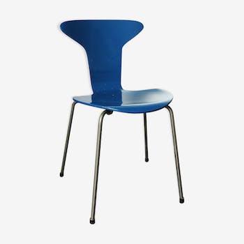 Chaise 3105 par Arne Jacobsen pour Fritz Hansen 1950