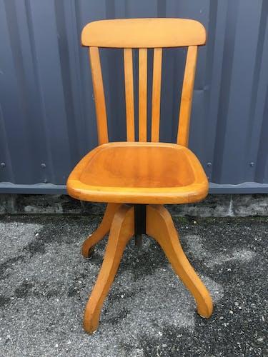 Bureau et sa chaise