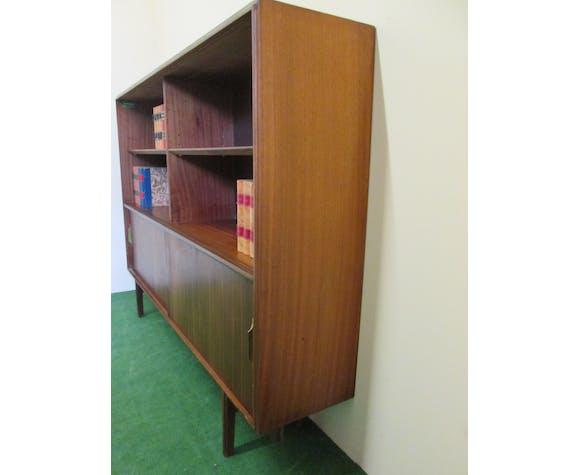 Bibliothèque en teck