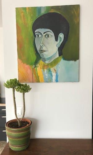 Portrait oil