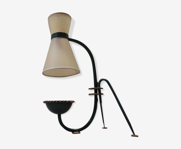 Lampe Maison Lunel Metal Vert Vintage G1dnlcj