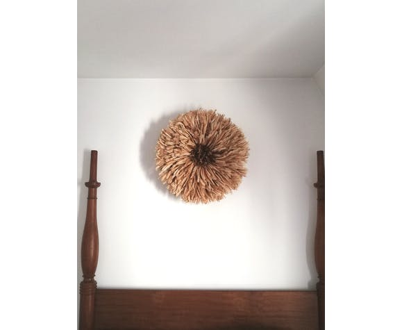 Natural Juju hat 60cm diameter