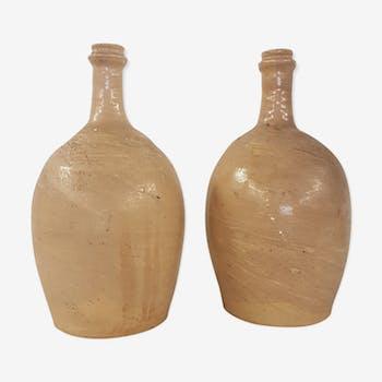 Lot 2 earthenware ceramic