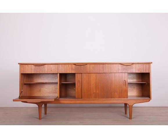 Mid-century British teak sideboard, 1960