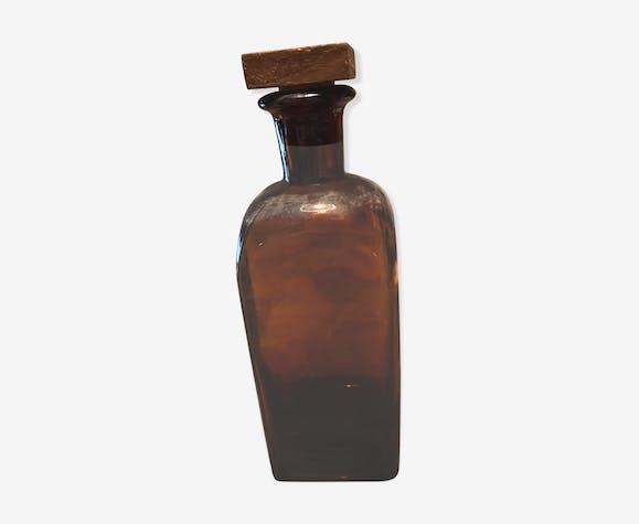 Amber carafe