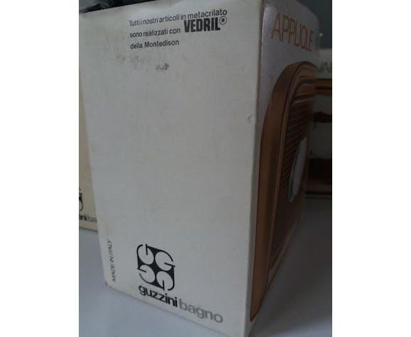 Appliques Guzzini années 70