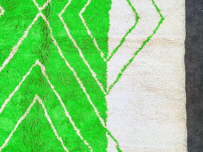 Tapis beni ourain marocain berbère - 240x180cm