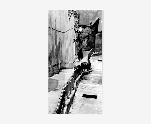 Photographie du vieux Lyon