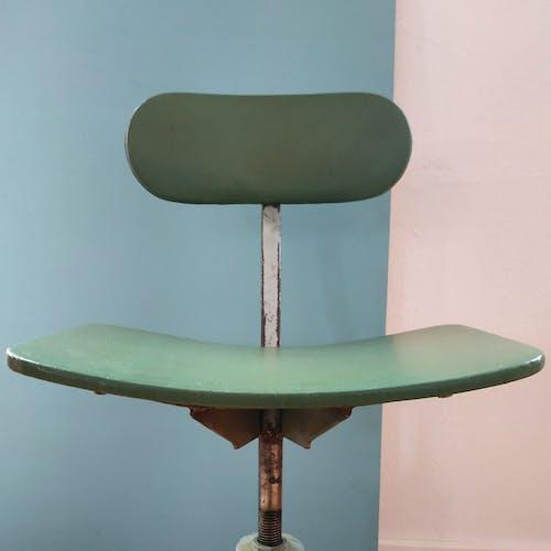 Chaise de bureau industrielle