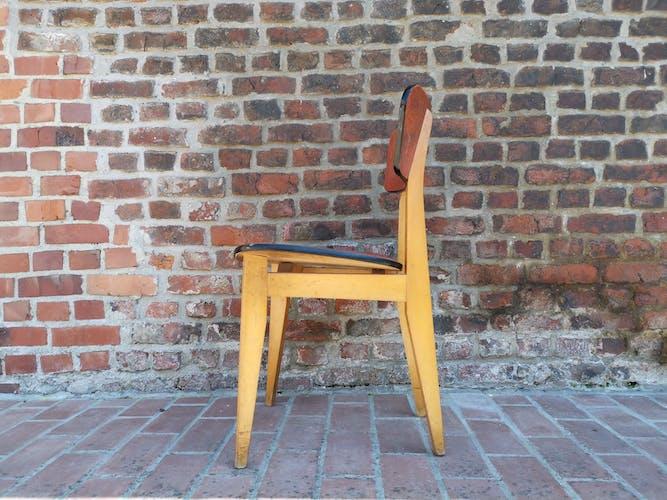 Chaise de Roger Landault pour Sentou