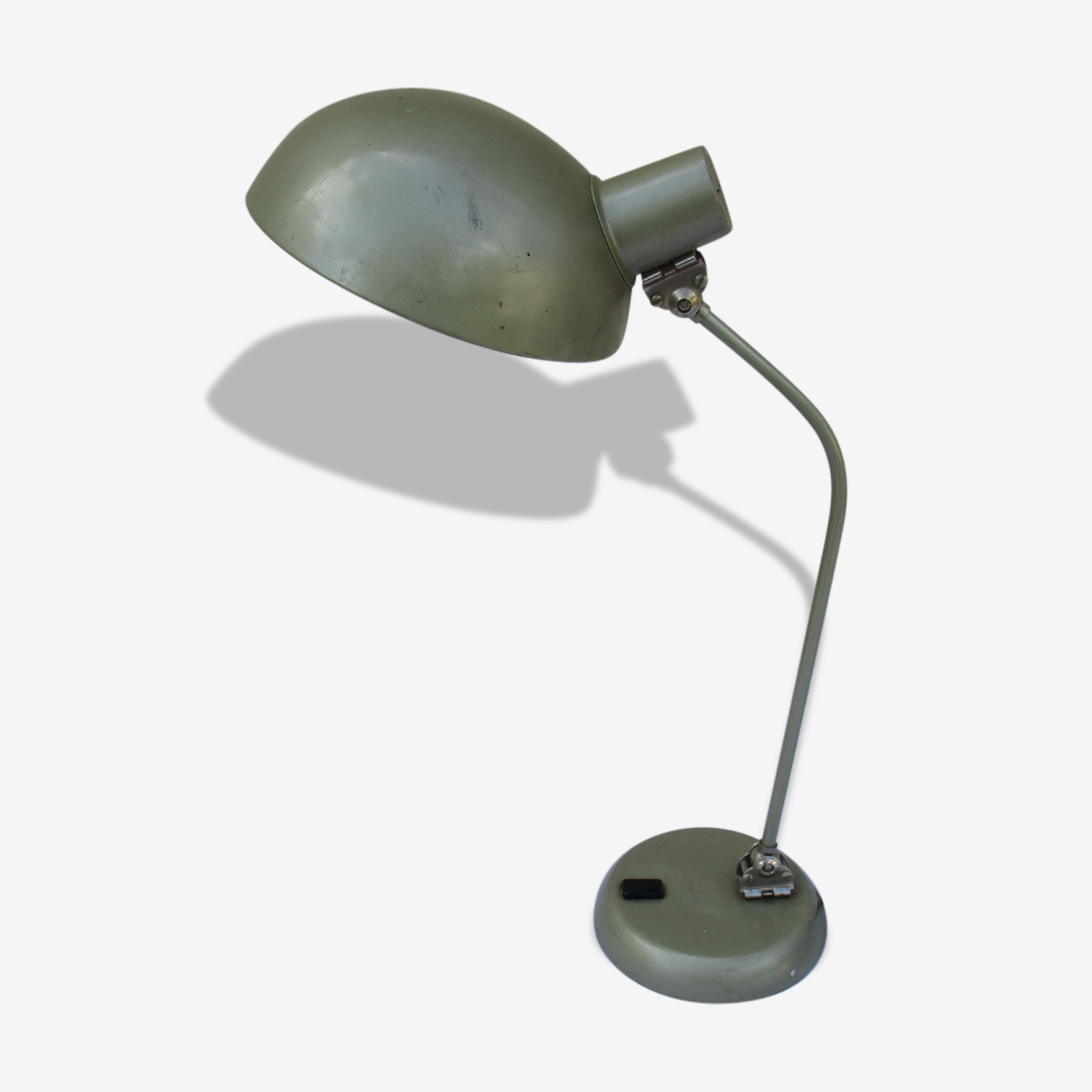 Lamp vintage manufrance craft workshop