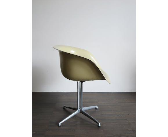 """Ensemble de 4 fauteuils """"La Fonda"""", Charles et Ray Eames, édité par Herman Miller, années 1960"""