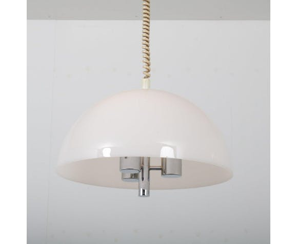 Suspension fabriquée par Raak aux Pays-Bas 1970