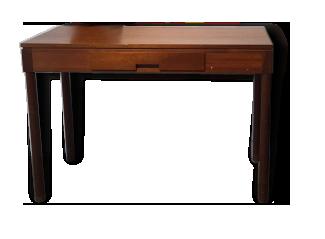 Bureau pierre gautier delaye bois matériau bois couleur