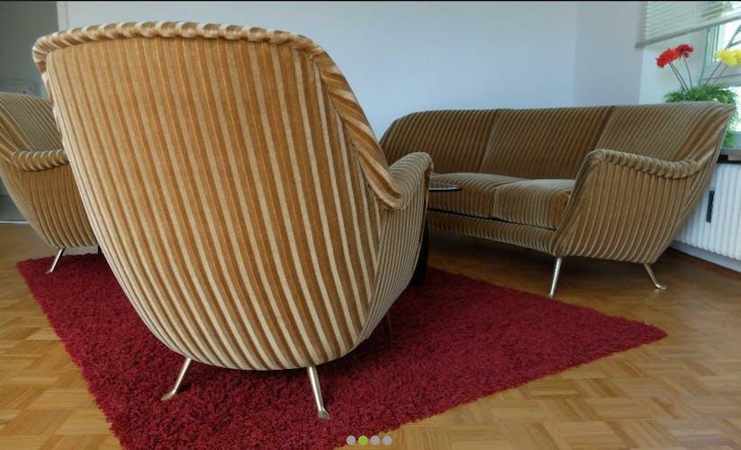 Canapé années 60