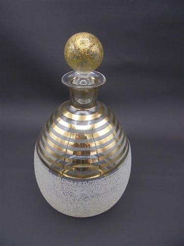Granita glass bottle